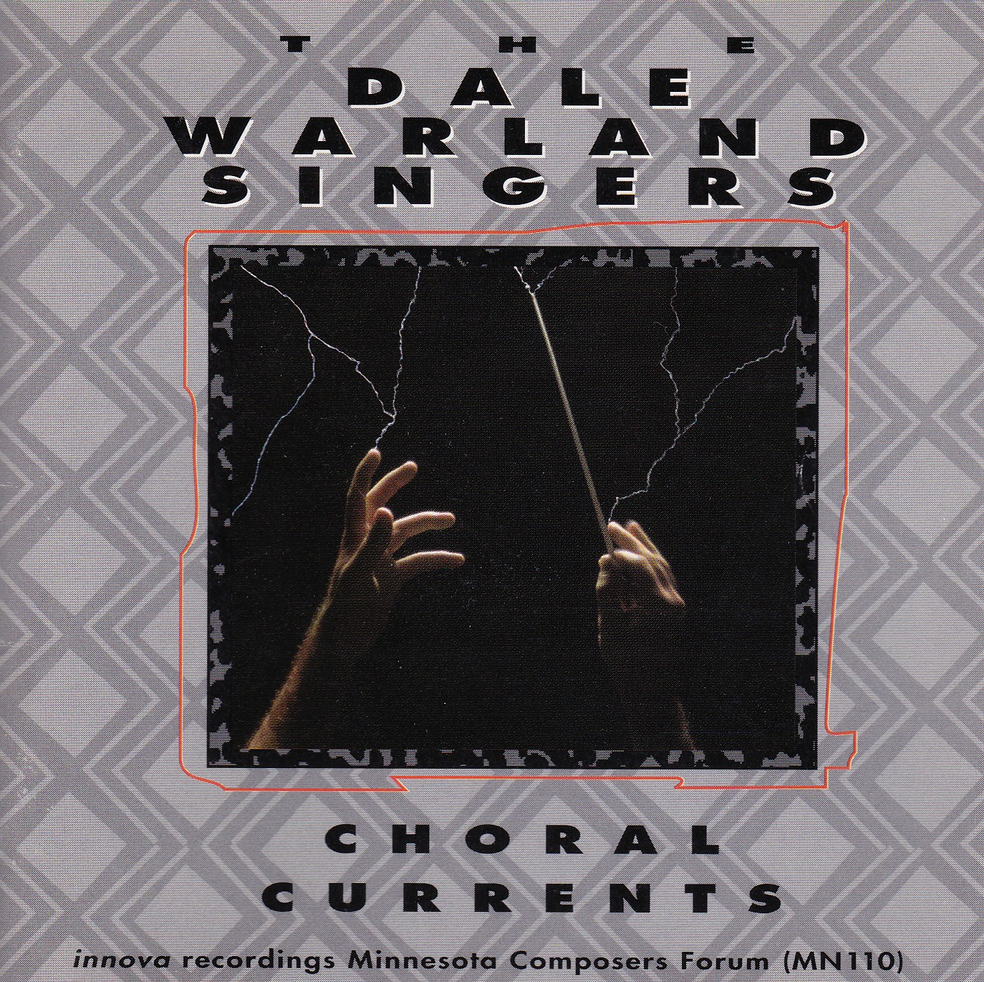 Choral Currents CD Cover