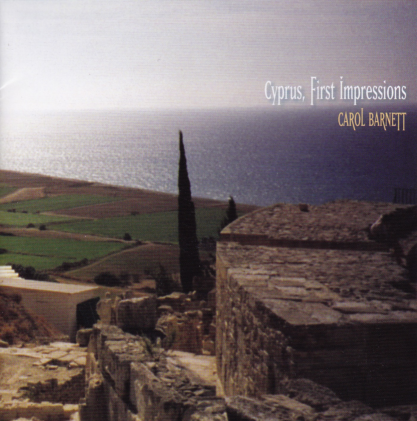 Cyprus - 1st Impressions CD Cover