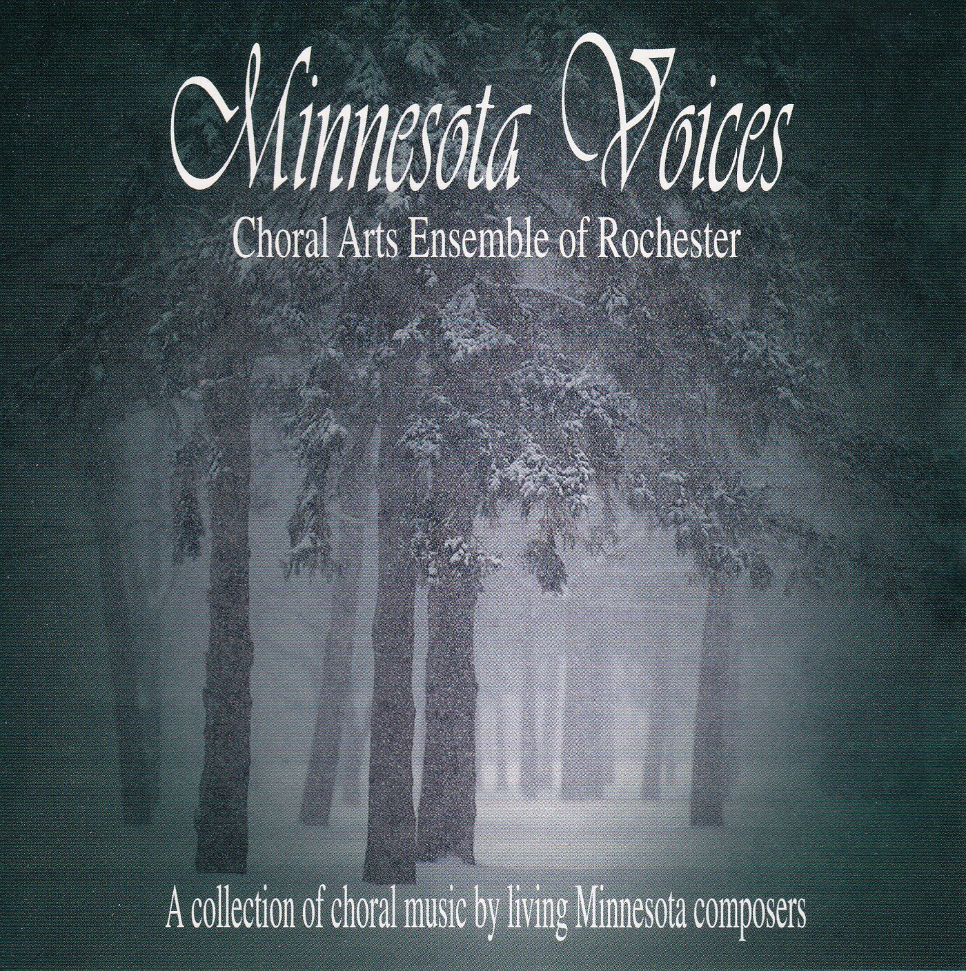 Minnesota Voices CD Cover